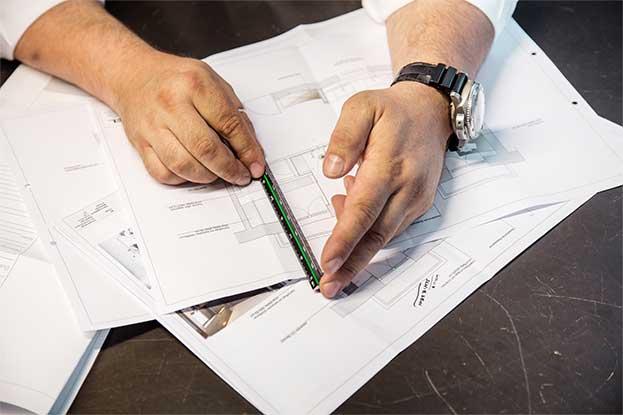 Wir analysieren Ihre Bedürfnisse bis ins kleinste Detail.